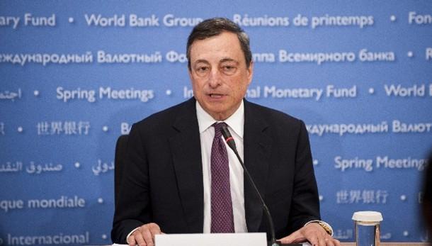 Draghi, Ue colmi lacune, no a ritardi