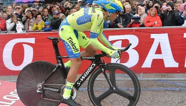 Giro: Kiriyenka vince la cronometro