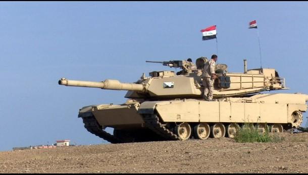 Iraq cerca riconquista Ramadi da Isis