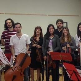 Concerto a San Fermo  Il debutto della Petite société