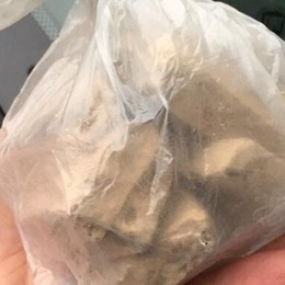 Scoperto con la droga  Arrestato a Casnate