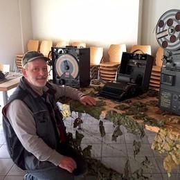 In mostra a Fenegrò  la macchina Enigma