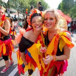 Como, estate con 100eventi Si parte con la Parada