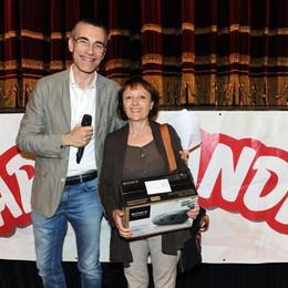 Como teatro Sociale premiazione Cartolandia 2015, scuola primaria Luigi Picchi di Como Albate