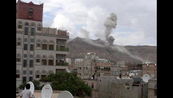 Riad ha usato bombe a grappolo in Yemen