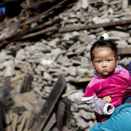 Ritorno dal Nepal  «Temevo di morire»