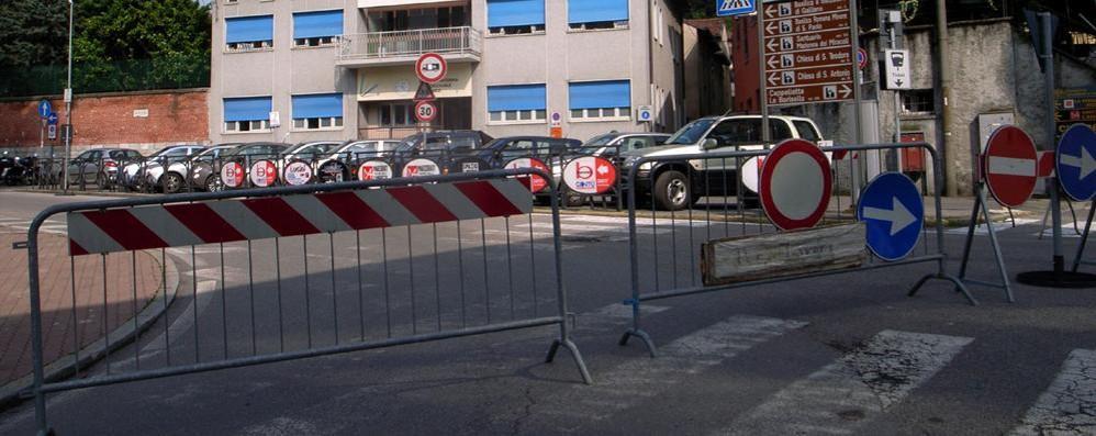 Cantù: via Roma,   poi stop alle asfaltature