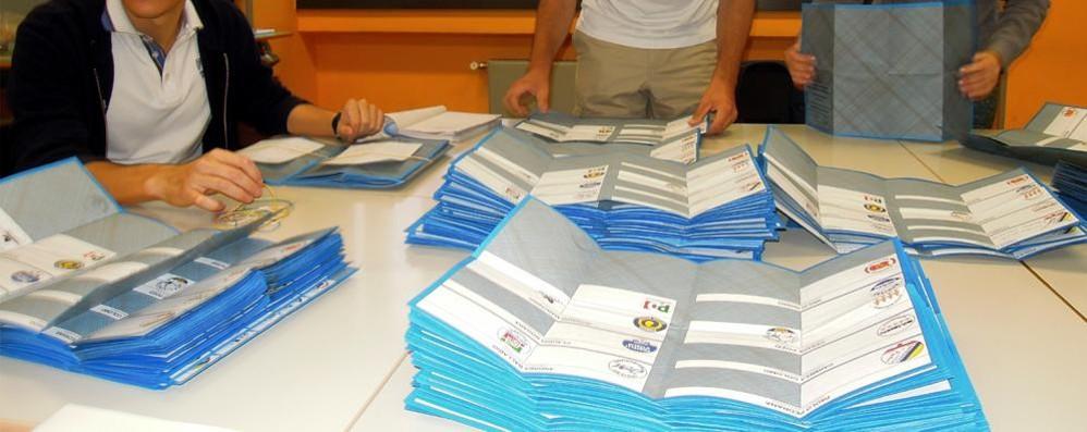 Comunali, si vota in 6 paesi   I dati sull'affluenza alle 11