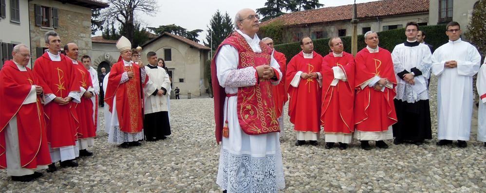 Cantù, in calo le offerte dei fedeli  Appello del prevosto: «Più generosità»