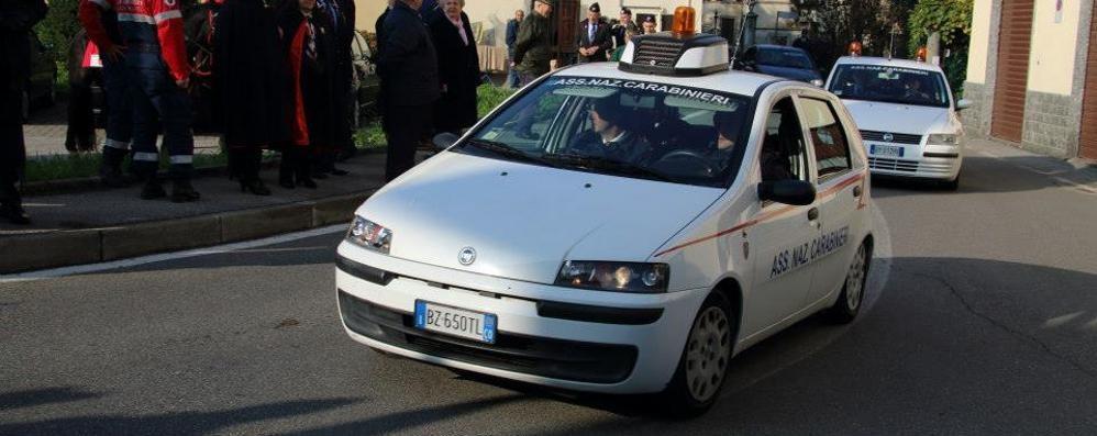 Ex carabinieri a caccia di ladri  Ok anche a Figino e Novedrate