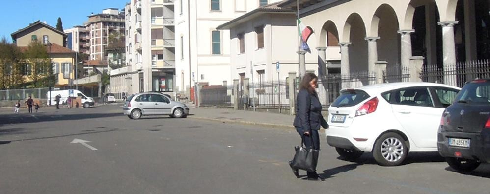 Cantù, i progetti per piazza Marconi. Con autobus e mercato insieme