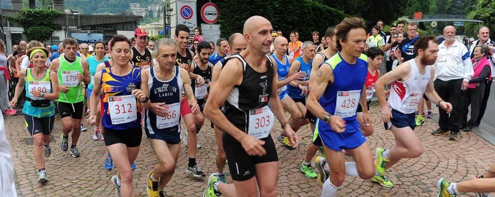 Maratona: via Per Cernobbio chiusa dalle 6.30 alle 11 di domenica