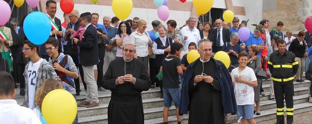 L'arrivederci al vicario  a Bulgarograsso