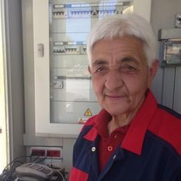 Mariano, la benzinaia in pensione   Dopo 37 anni in via Como