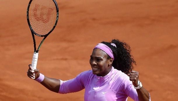 Roland Garros: Serena Williams ai 4/i