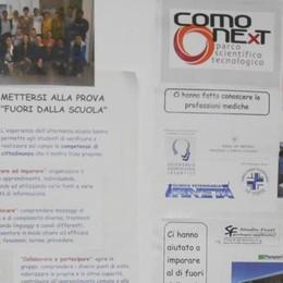 Aziende e professionisti aprono le porte  45 liceali di Olgiate scoprono il lavoro
