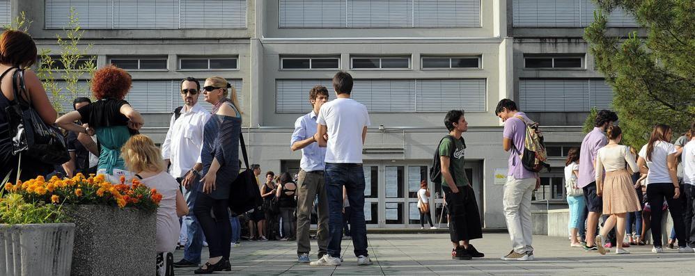 Tabelloni al Setificio  Ecco gli studenti ammessi