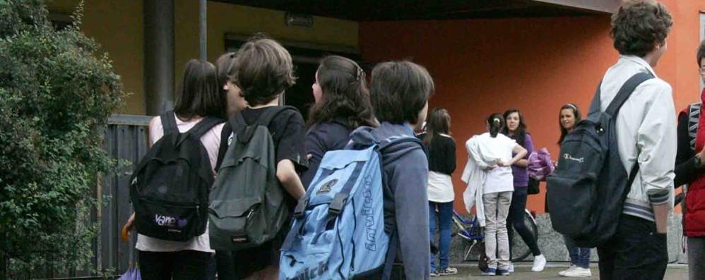 Carugo, esami di terza in trasferta   In cinquanta traslocano a Mariano