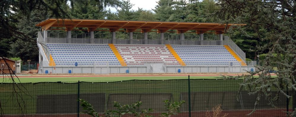 Un centro sportivo per due  Il San Michele: «Nessun furto»