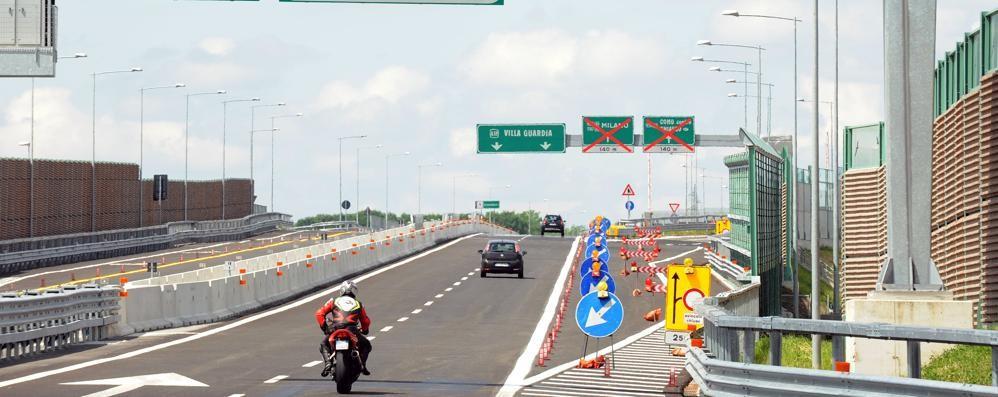 Tangenziale: gallerie e ponti    Guarda com'è la nuova strada