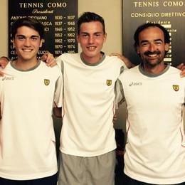 Tennis Como Spareggio per la C