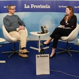 Il sindaco Mario Lucini in diretta  Riguarda l'intervista