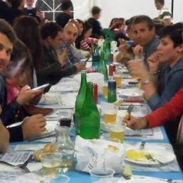 Gironico, mille per le lumache  Sabato il bis con la Juventus