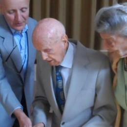 «Io, il primo uomo  ad arrivare a 100 anni»