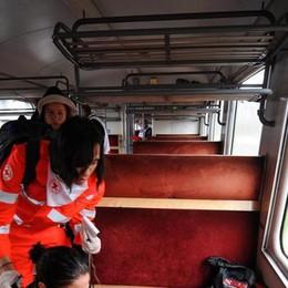 Como: incidente nella notte  Quattro ragazzi feriti