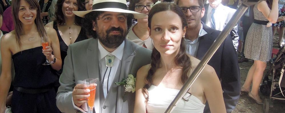 Cantù, nozze al Bersagliere Andrea Parodi ha detto sì - Cronaca