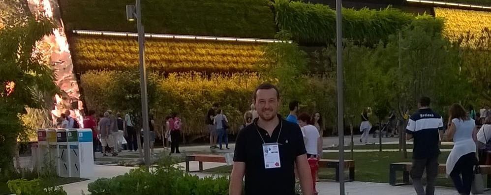 Como giardino del mondo  Sfila con 200mila piante