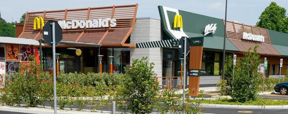 Grandate apre Mc Donald's,   40 posti di lavoro
