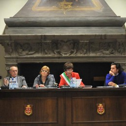 Il Centrodestra unito  sfida il sindaco Livio