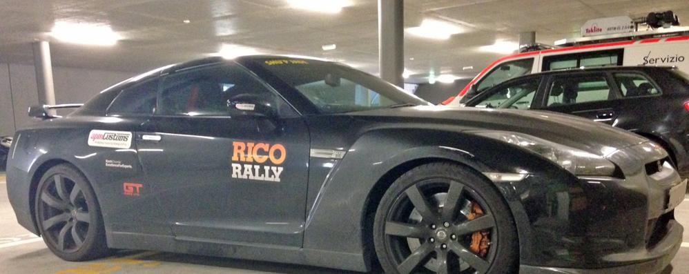 Rallysti inglesi troppo veloci  Auto sequestrate in Svizzera