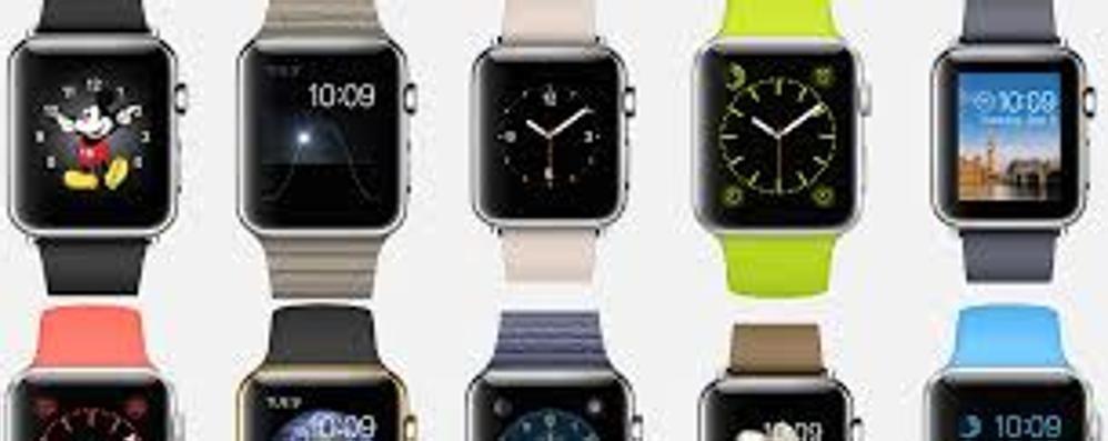Arriva l'AppleWatch  L'orologio del terzo millennio