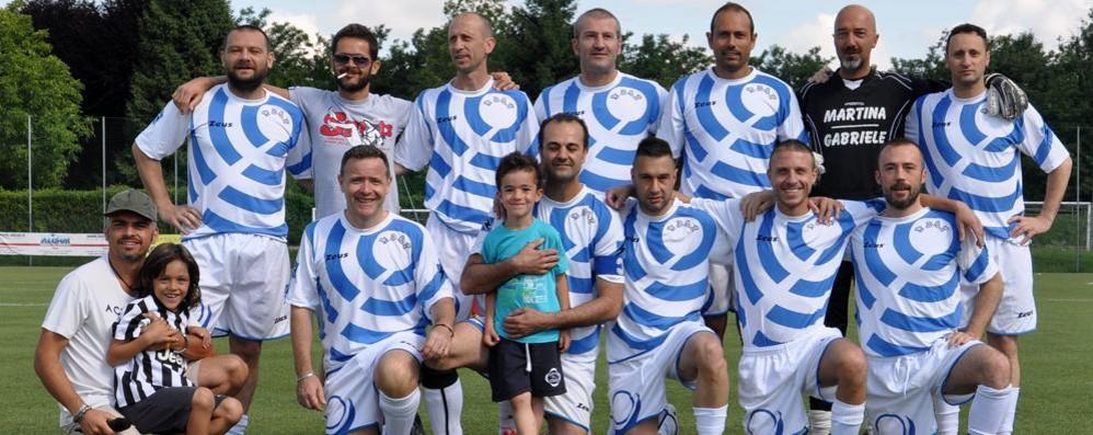 Kappa Day ad Albate Calcio e solidarietà