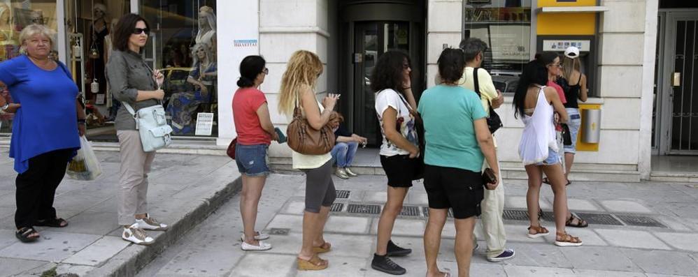 Effetto Grecia: «Banche sicure  ma futuro incerto»