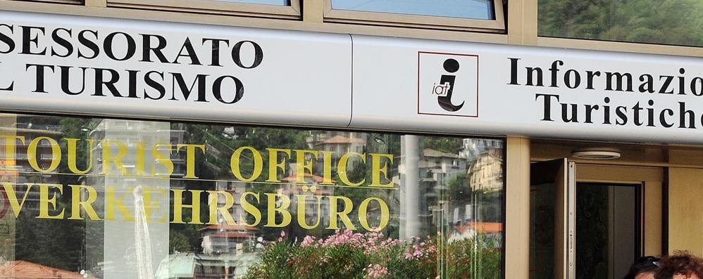 Ufficio del turismo chiuso  Si punta tutto sull'info point