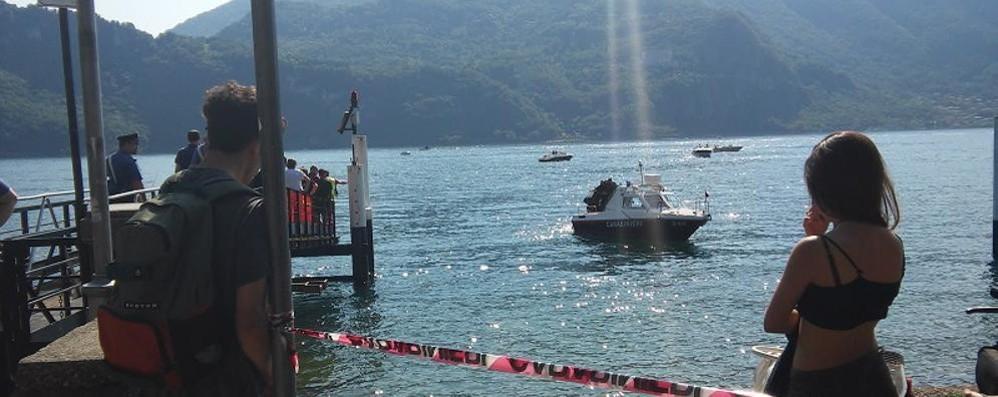 Abbadia, il ragazzino rimasto nel lago Condizioni ancora gravi ma è vivo