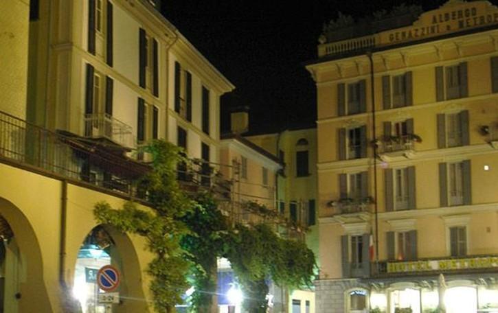 Ladro d'albergo a Bellagio  Rubati 200 euro al Florence