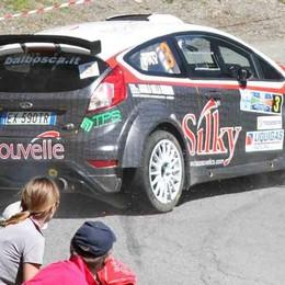 Rally Coppa Valtellina, trionfo di Gianesini davanti al mitico Stagni