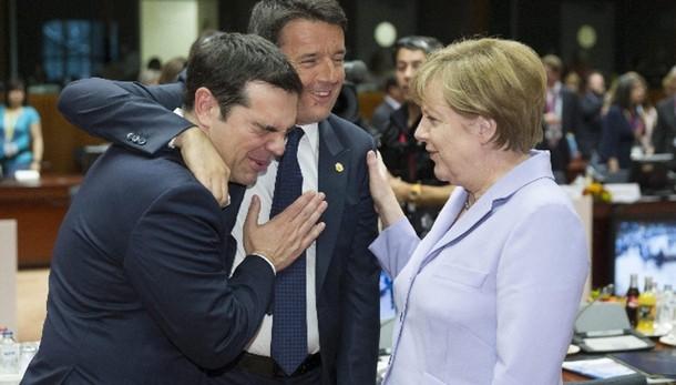 Renzi, referendum in Grecia è errore