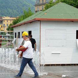 Casetta, lavori bloccati Mancano requisiti di sicurezza
