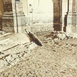 «Ladri interessati alle reliquie»  Il parroco di Arosio chiude la cripta