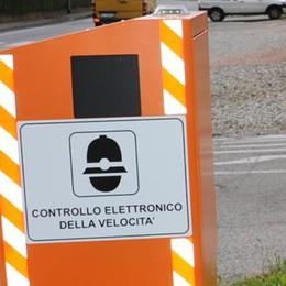 Guanzate, l'autovelox dopo i vandalismi   Venti multe e accuse: «Un'imboscata»