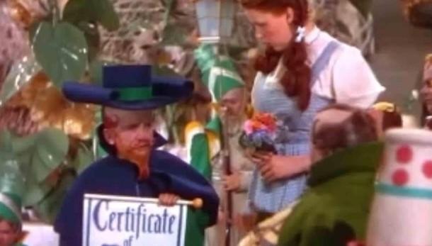 1 mln per scarpe Dorothy del Mago di Oz