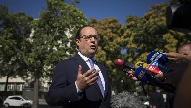 Francia farà tutto per accordo oggi
