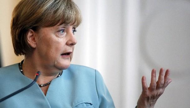 Merkel, no accordo qualunque costo