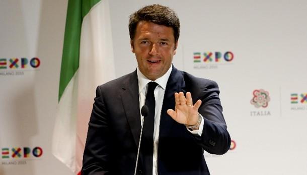 Renzi, non immagino Ue senza Grecia