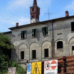 Svolta nel centro storico di Cantù  Pietrasanta va all'asta in autunno